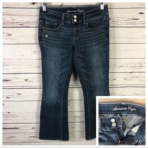 American Eagle stretch Artist jeans size 29x29